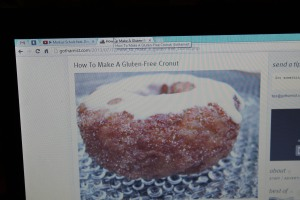Source of recipe: http://gothamist.com/2013/07/12/how_to_make_a_gluten-free_cronut.php